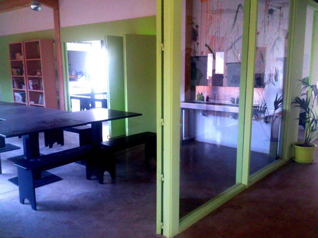 la sala de tallers