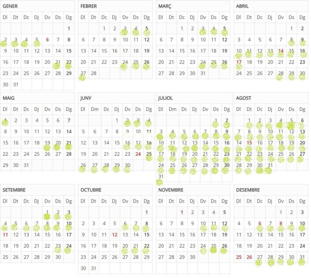 calendari respirs